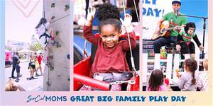 2nd Annual Great Big Family Play Day Bay Area