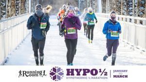 Hypothermic Half Marathon - Winnipeg