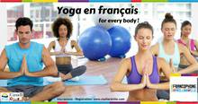 Yoga in French
