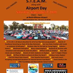 Hot San Jose Nights presents Airport Day!