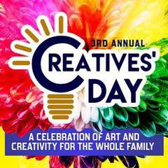 3rd Annual Creatives Day Celebration!