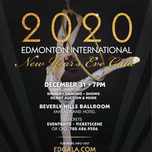 2020 Edmonton International New Year's Eve Gala