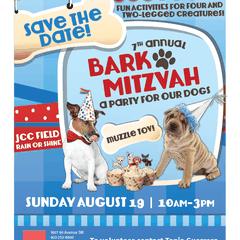 Bark Mitzvah