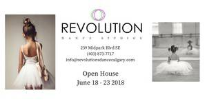 Open House - Free Dance Classes