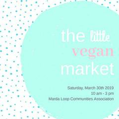 The Little Vegan Market