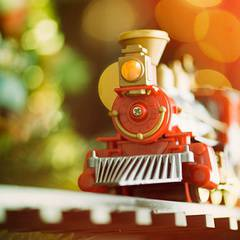 Holiday Train with Off The Grid Food Trucks