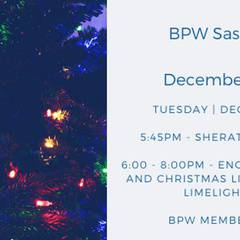 BPW Saskatoon December Social