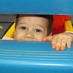 Indoor Playground: Spartan Recreation Center