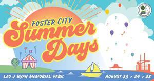 Foster City Summer Days