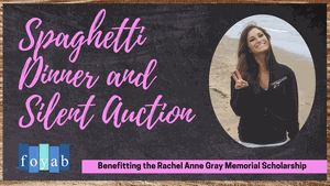 Rachel Anne Gray Spaghetti Dinner Fundraiser