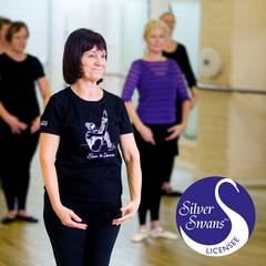 Shumka presents Silver Swans +55 Ballet Class