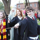 Festival of Witchcraft and Wizardry: a Magical Fanhood party