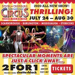 Royal Canadian International Circus 2020