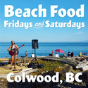Beach Food Fridays & Saturdays