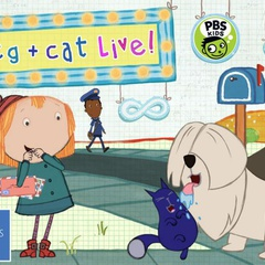 Peg+Cat Live! One day ONLY