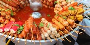 Sunday Supper Series | INTERNATIONAL STREET FOOD