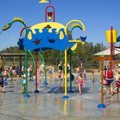Woodlands Water Play Park