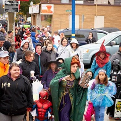 Concession Halloween Parade