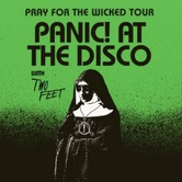 Panic! At The Disco Pray For The Wicked Tour
