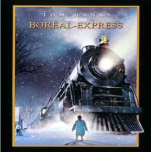 French Family Movie at Cincenta (Boréal Express/Polar Express)