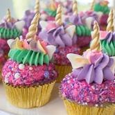Unicorn Cupcakes (11am)