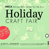 Harvey Milk Center Holiday Craft Fair