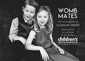 Wombmates: a fine art book project by Hudson Wren Portraits