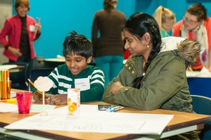 Create, Play, Read: A Family Literacy Day Event