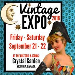 Giant VINTAGE EXPO 2018 - Step Back in Time! Fun for the Whole Family!