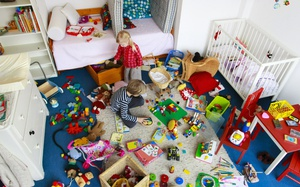 6 Great Tips to Organise Your Child's Rooms