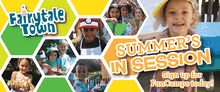 Fairytale Town Summer FunCamps 2018- Camp STEAM