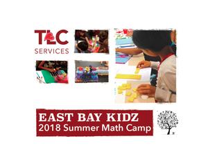 East Bay Kidz Math Camp