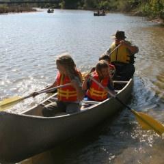 Canoe Mercer Slough