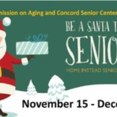 Be a Santa to A Senior Gift Wrapping Party!