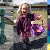 Easter Dino Egg Hunt