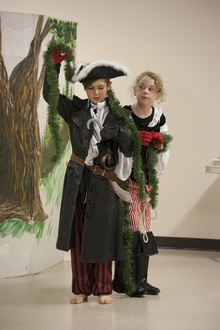 Spring Drama Classes in Calgary for Kids and Youth ages 10-13