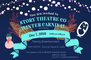 Story Theatre Winter Carnival