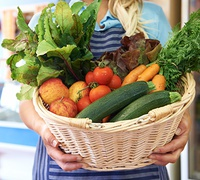 Family Cooking Classes: Farmer's Market