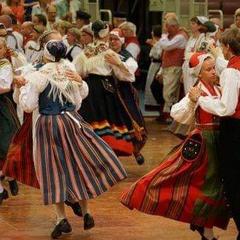 Scandinavian Folk Dancing