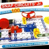 Fun with Snap Circuits - July