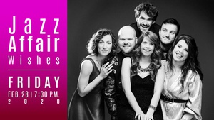 Jazz Affair at The Bert Chuch LIVE Theatre