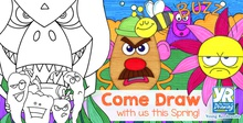Drawing Lessons for Preschool, Kindergarten and Elementary in Airdrie