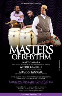 MASTERS OF RHYTHM