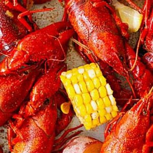 Crawfish Boil Block Party