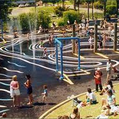 Granville Island Water Park