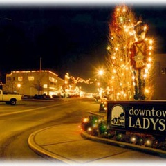 Ladysmith Annual Festival of Lights
