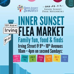 Inner Sunset Sunday Flea Market