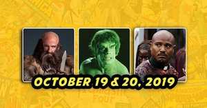 Hamilton Comic Con 2019