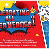 Celebrating All Super Heroes in Beaverton