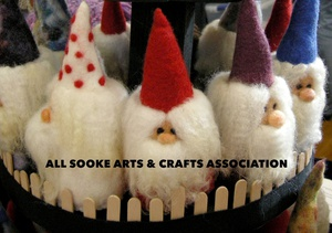 2019 All Sooke Arts & Crafts Christmas Craft Fair